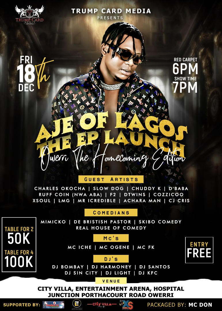 Aje of Lagos